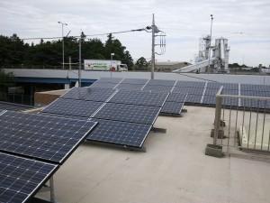 太陽光発電でCSRをアピール